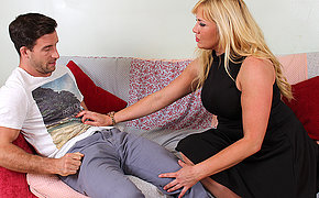 British housewife screwing and sucking say no to ass off